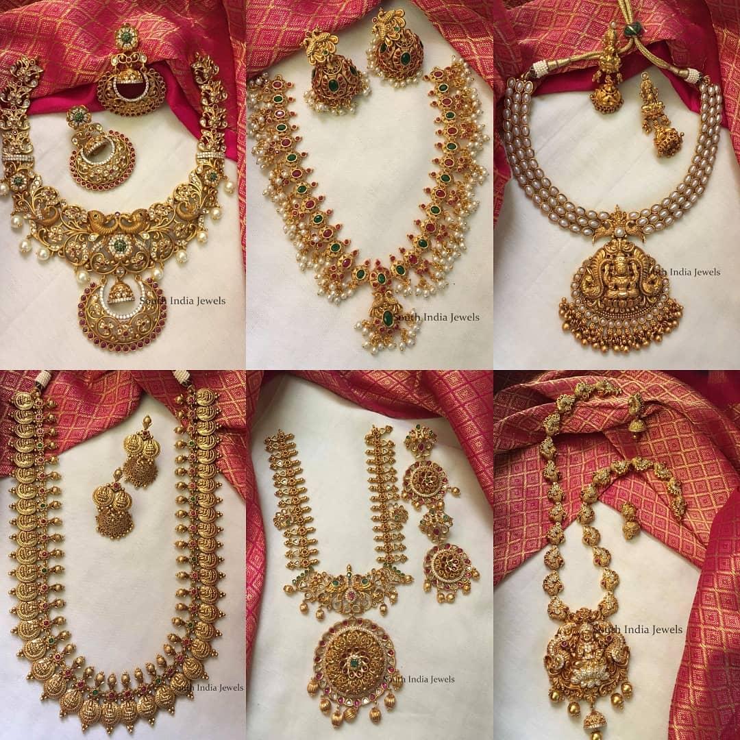 vintage-imitation-necklace-sets