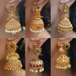 Antique Jhumkas Collection