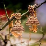Antique Nakashi Jhumkas