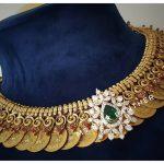 Bridal Coin Necklace