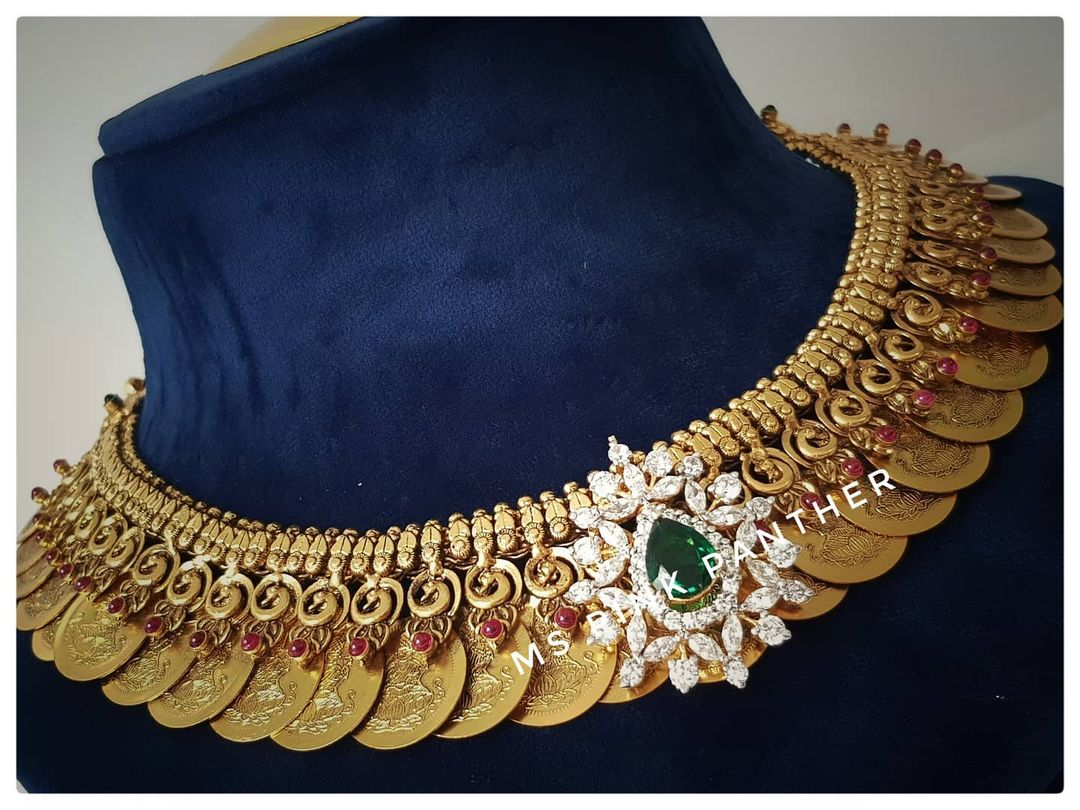 bridal-coin-necklace