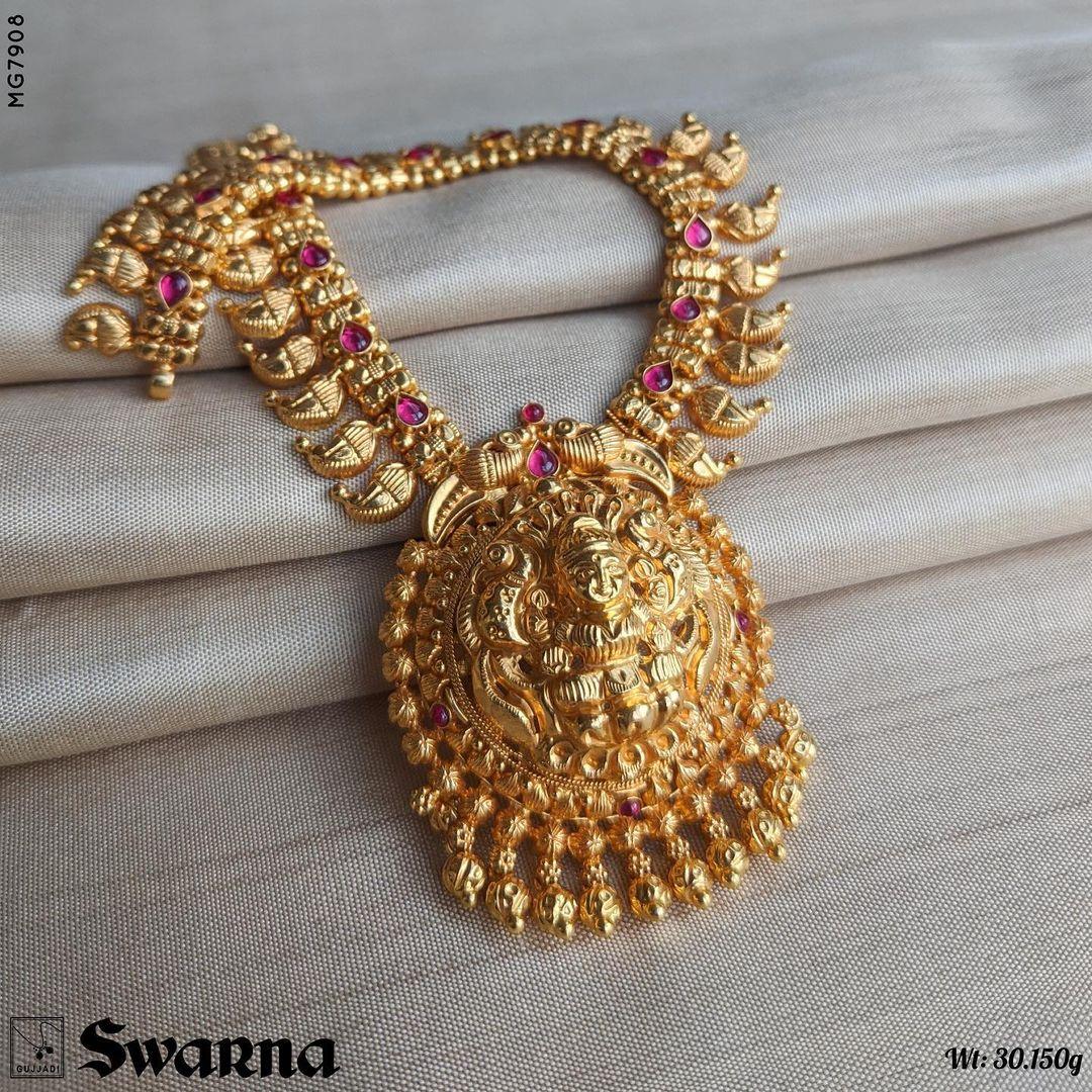 classic-antique-amra-mahalakshmi-necklace