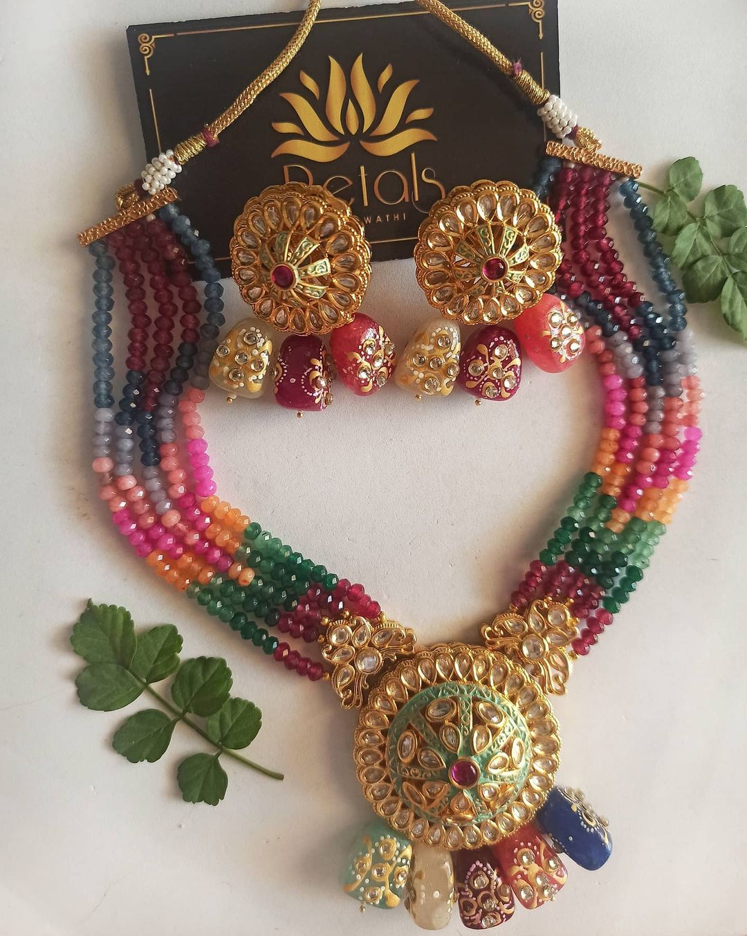 multicolor-hydro-beads-necklace-set