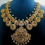Silver Necklace Design