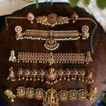Temple Choker Necklace Collection