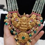 Traditional Handcrafted Silver Temple Jewellery