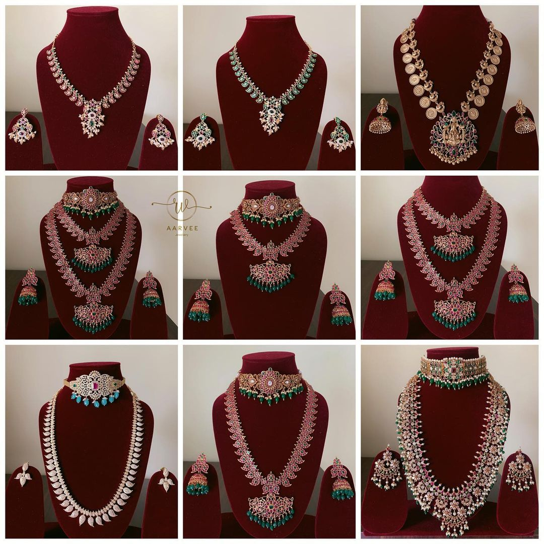 traditional-style-necklace-sets