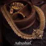 Kasumala With Krishna Pendant Necklace By Aabhushan!!