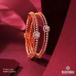 Anniversary Special Diamond Bangles