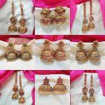 Antique Imitation Jhumkas Collection