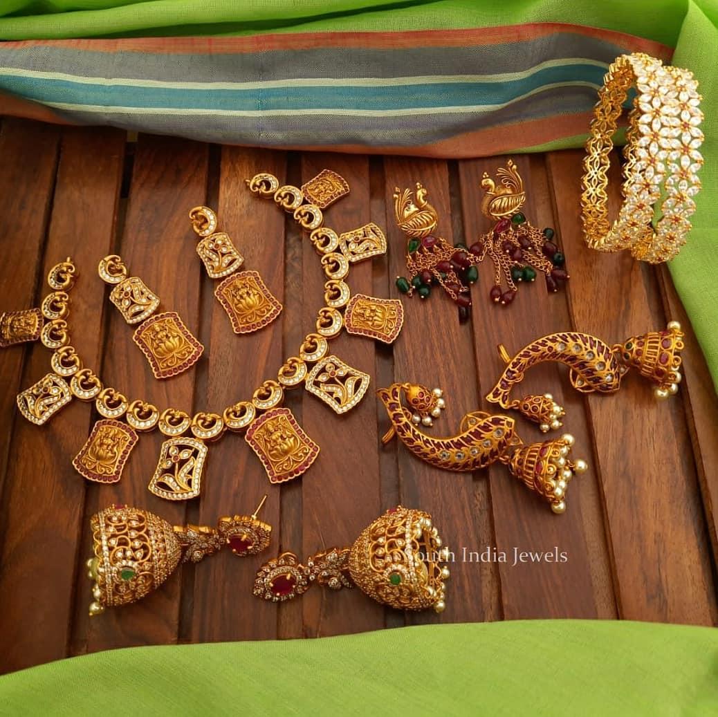 beautiful-imitation-jewellery-set