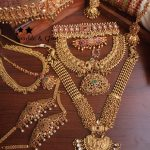 Mesmerizing Temple Jewellery Bridal Sets From Sparkles by Archana