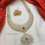 Gold Finish Bridal Haram