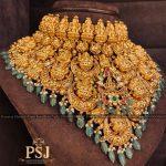 Regal Maharani Nakshi Choker By Premraj Shantilal Jain Jeweler