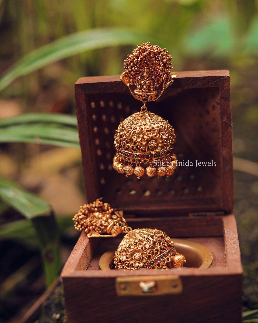 pearl-bunch-lakshmi-jhumkas