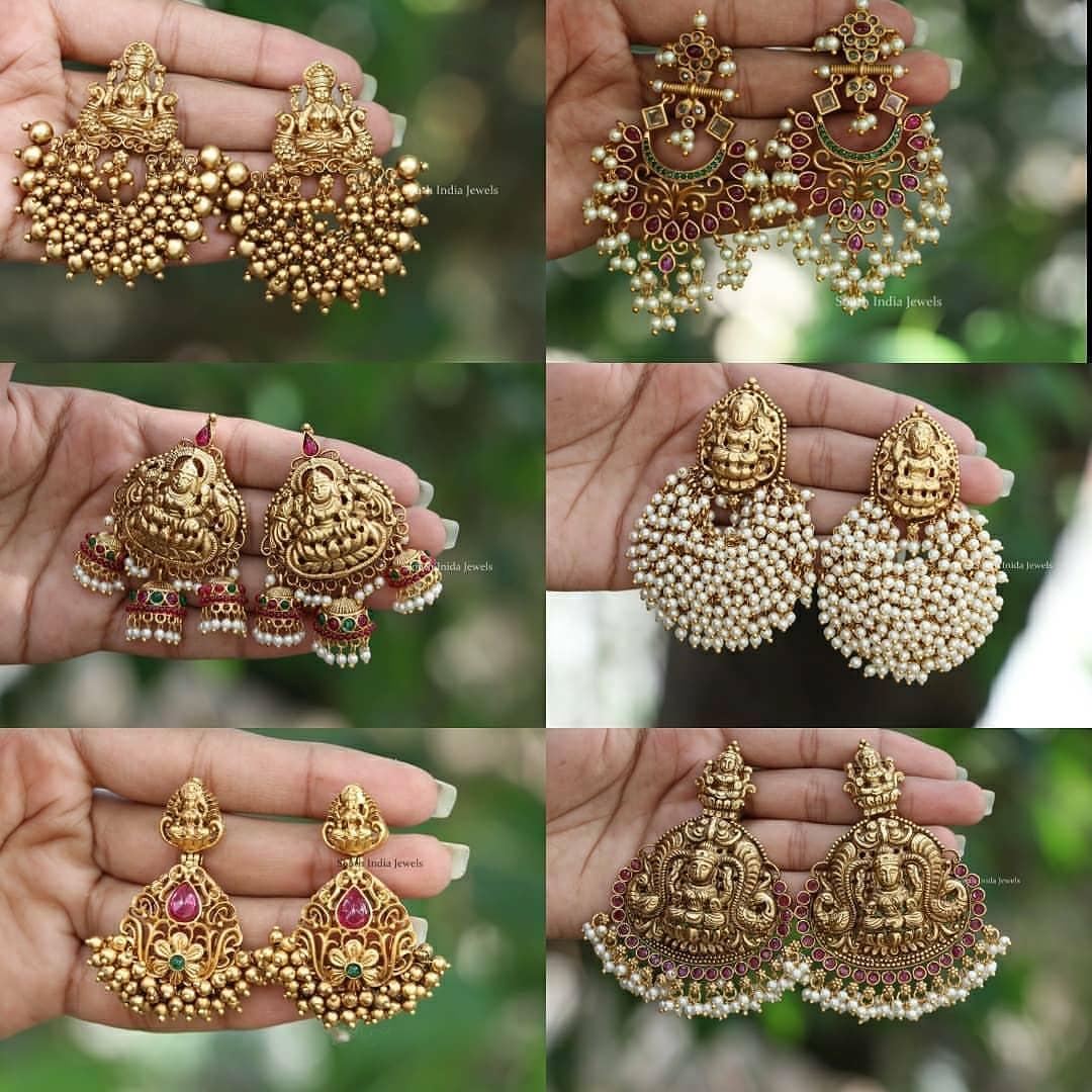 temple-jewellery-earrings