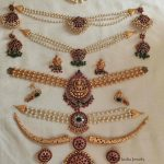 Traditional Kemp Chokers By The South India Jewels!