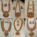 Traditional Long Haram By South India Jewels!!