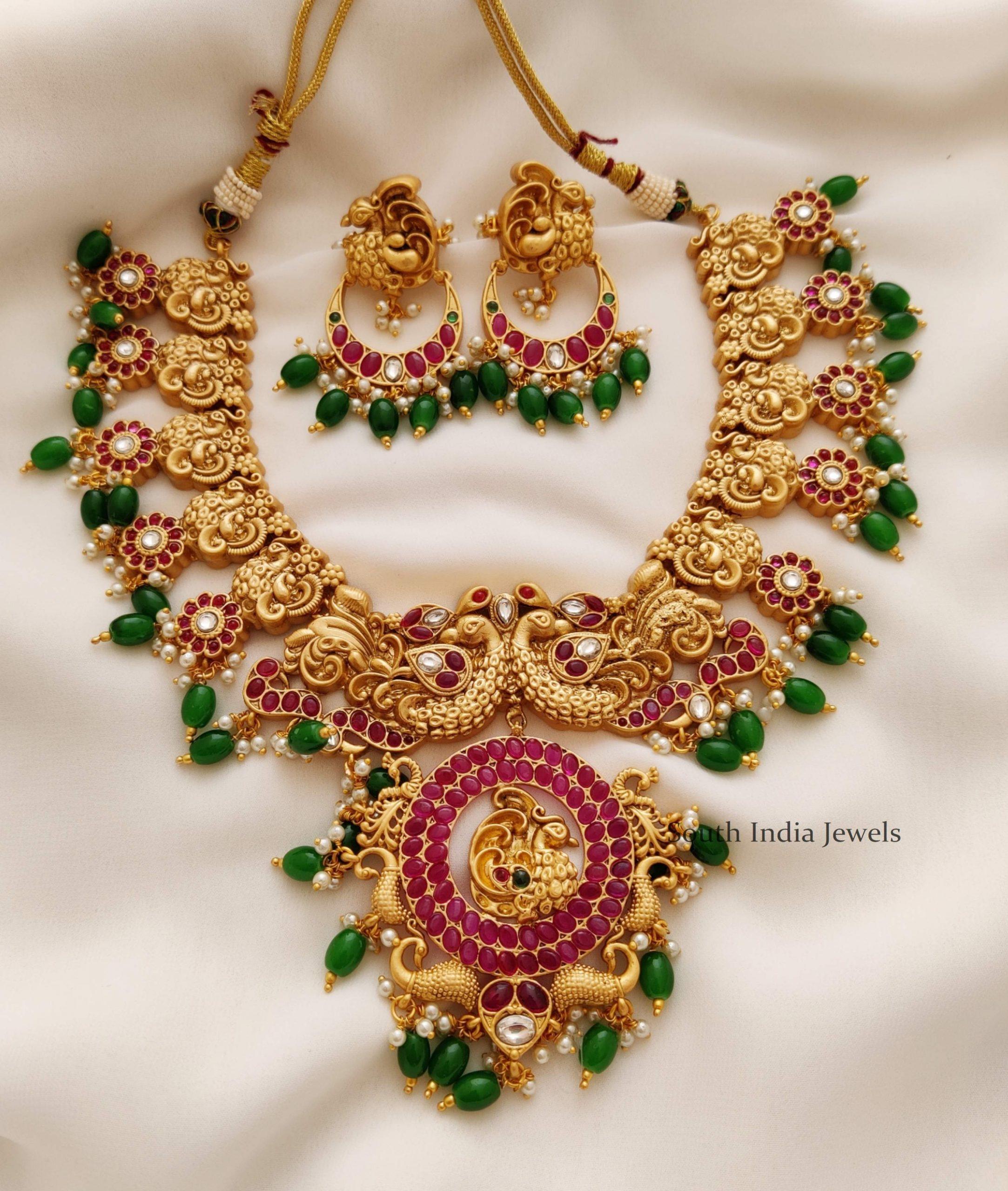Amazing-Peacock-Design-Necklace