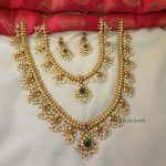Guttapusalu Semi Bridal Combo By South India Jewels!