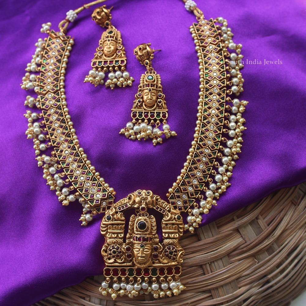 Pretty-Lord-Venkateshwara-Long-Haram