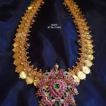 Kemp Pendant Kasumalai Necklace By Sashti Silver Jewellery!