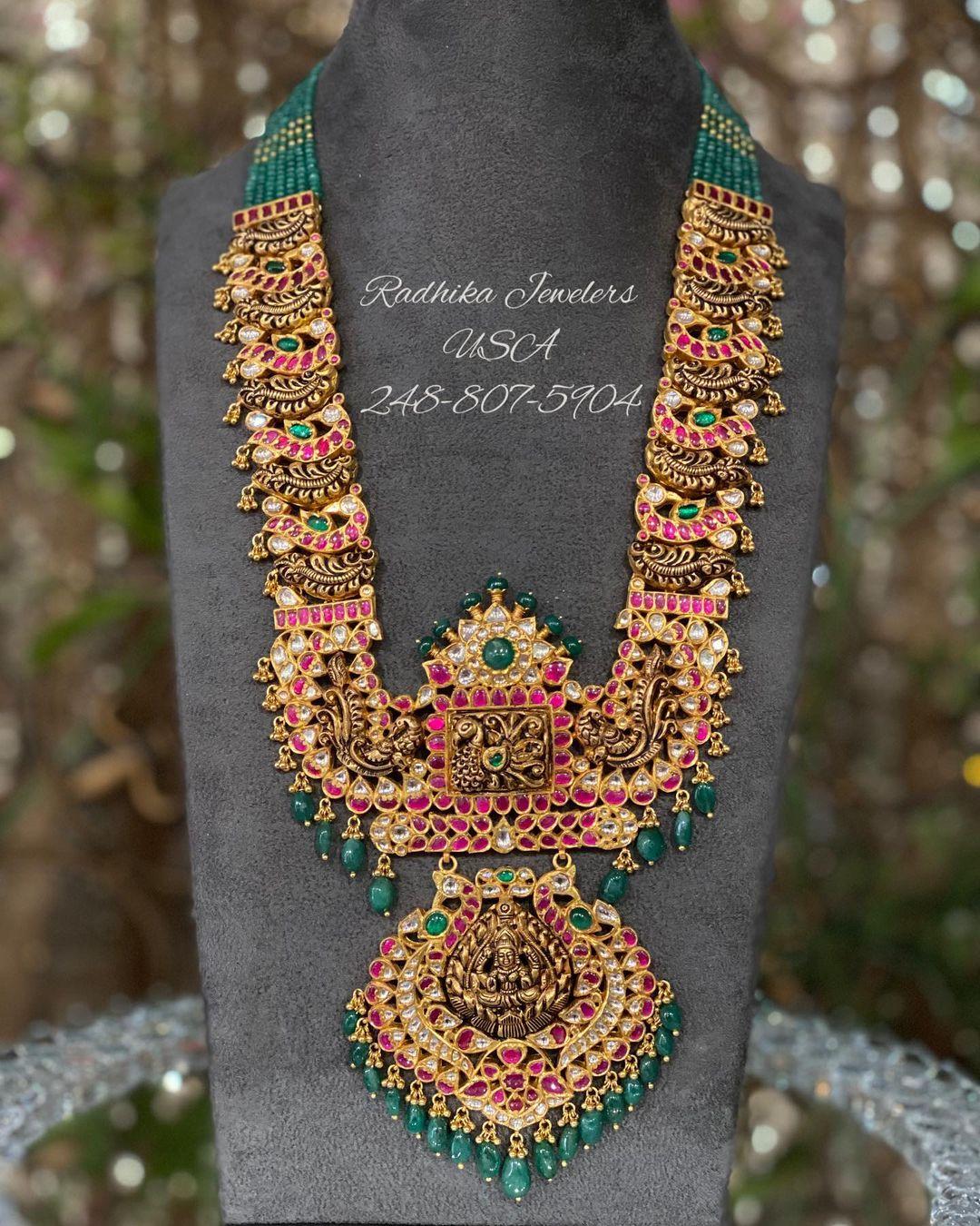 kundan-rubies-studded-long-haram