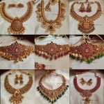 Antique Jewellery Collection By The South India Jewels!
