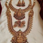Bridal Temple Design Necklace Sets By The South India Jewels!