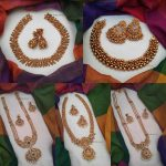 Stylish And Traditional Necklaces By The South India Jewels!