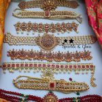 Stunning Choker Design Collection From Sparkles By Archana!