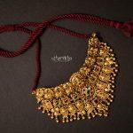 Nakshi Choker Collection By The Utharikha Jewellers!!