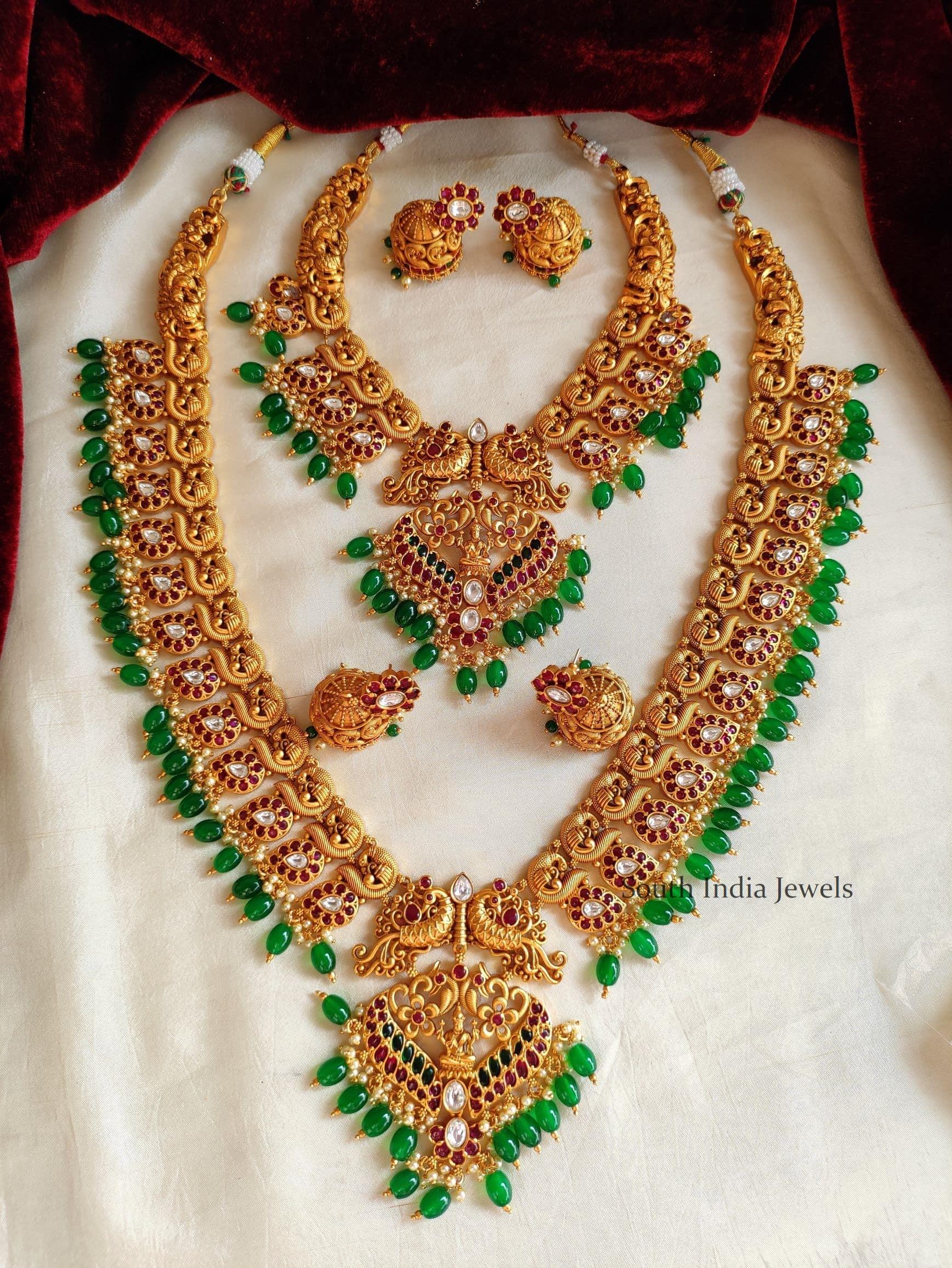 green-beads-bridal-combo