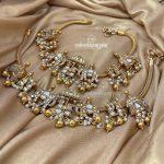 Silver Baarat Doli Bridal Anklets By Nakoda Payals!