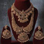 Majestic Bridal Jewellery Combo By Aarvee!