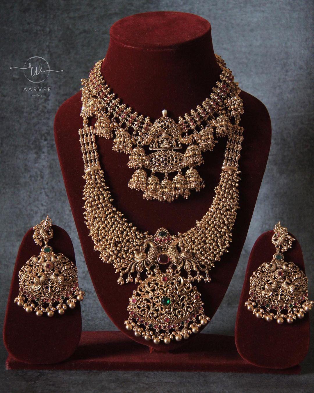 Majestic Bridal Jewellery