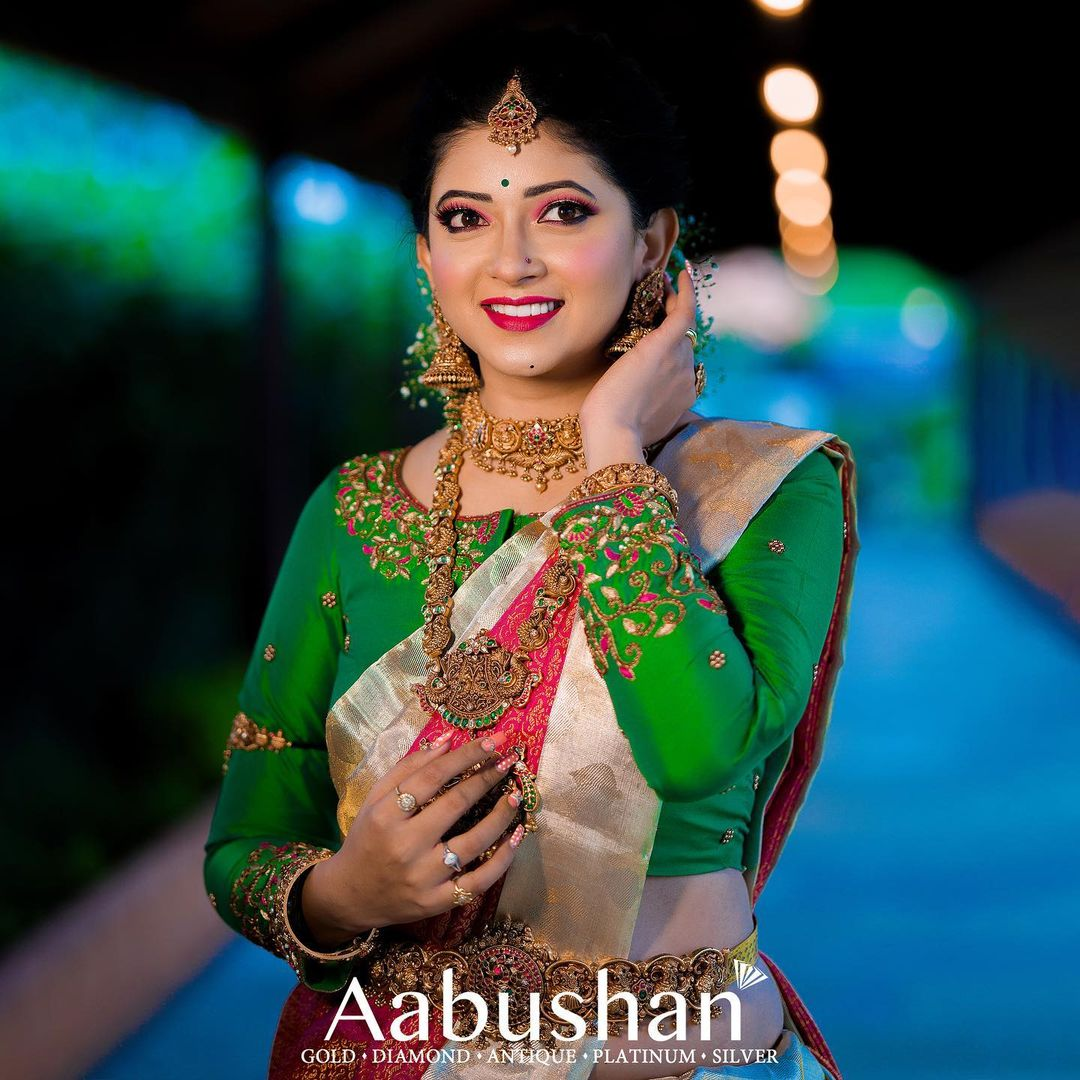 Rich Bridal Jewellery Collection