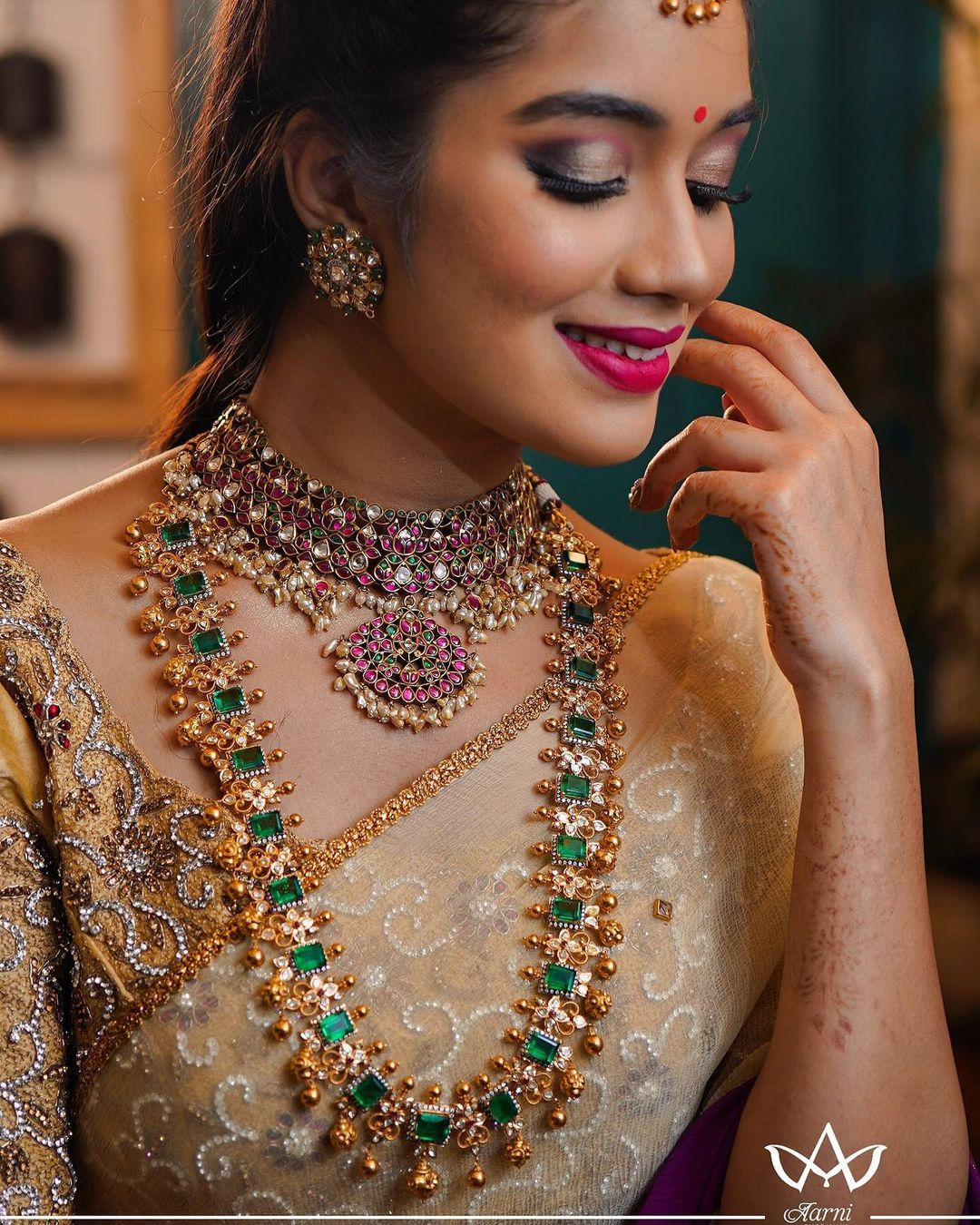 Regal Bridal Jewellery Collection