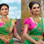 Traditional Bridal Jewellery Set By Bharathy Jewels!