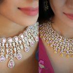 Stunning Diamond Choker Designs By Ms Pink Panther!!