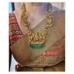 Lakshmi Nakash Traditional Haaram By Rajatamaya!