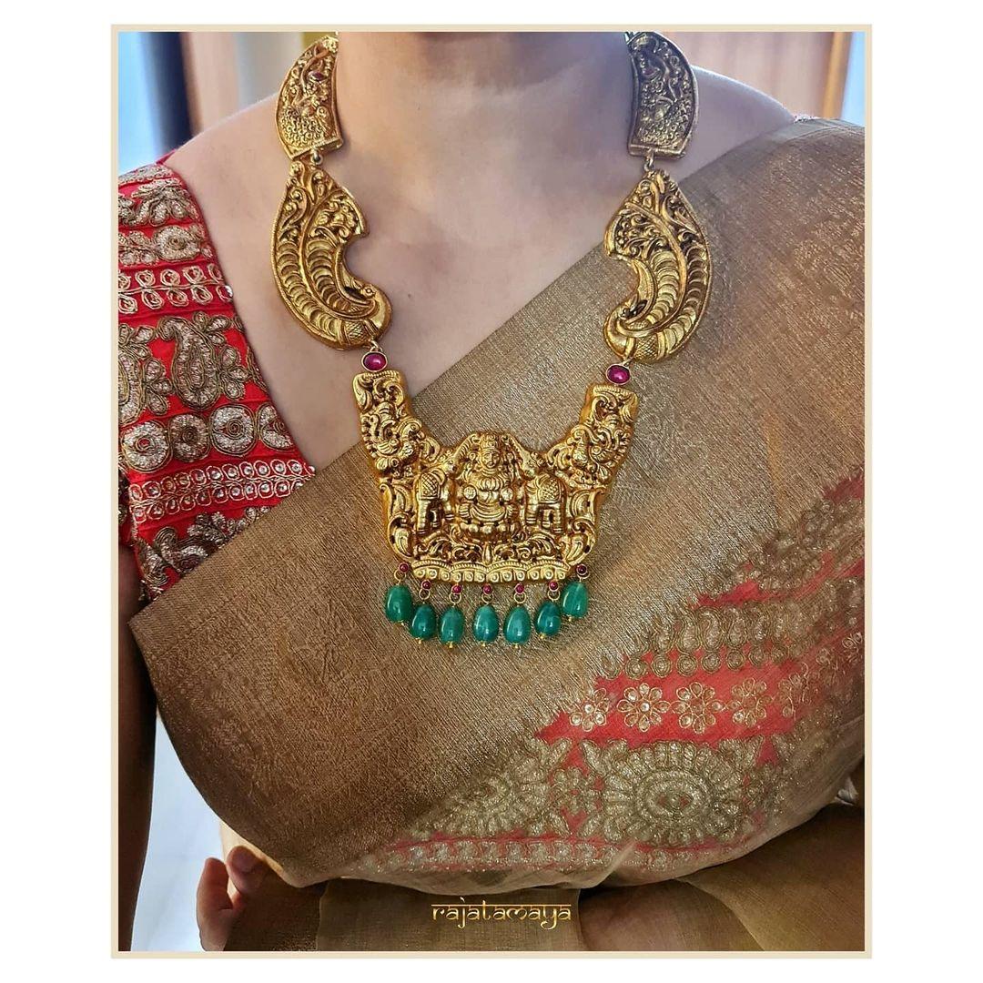 Lakshmi Nakash Traditional Haaram