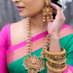 Gold Plated Jewellery Designs By Vrddhi Uk!