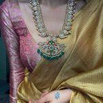 Traditional Kundan Long Haram By Vriksham Jewellery!