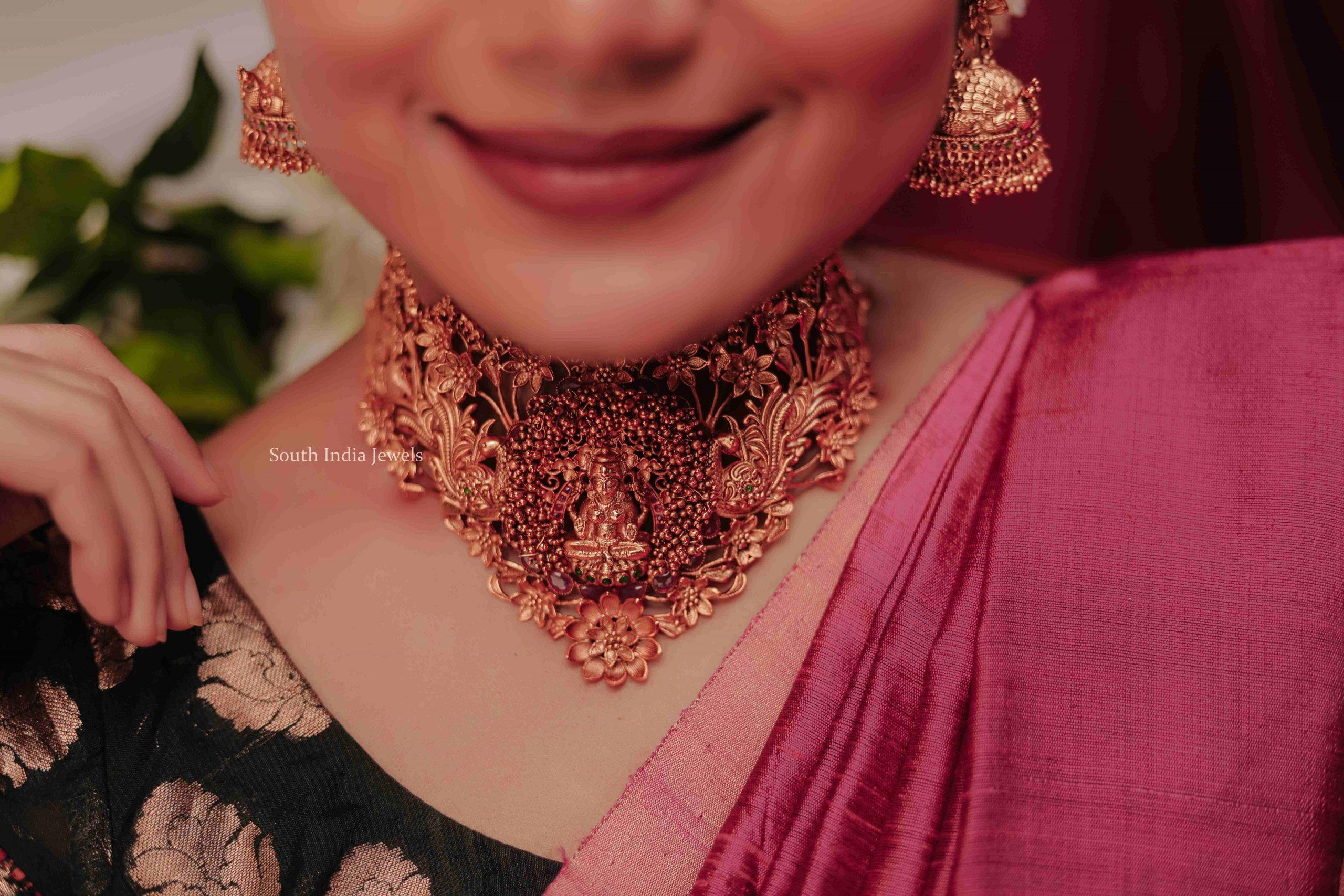 Iconic Nakshi Design Choker