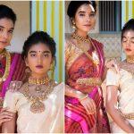 Traditional Bridal Jewellery Collection By The Sri Vasavi Thanga Maaligai
