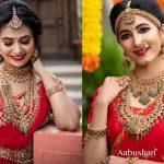 Bridal Jewellery Set By Aabhushan!!