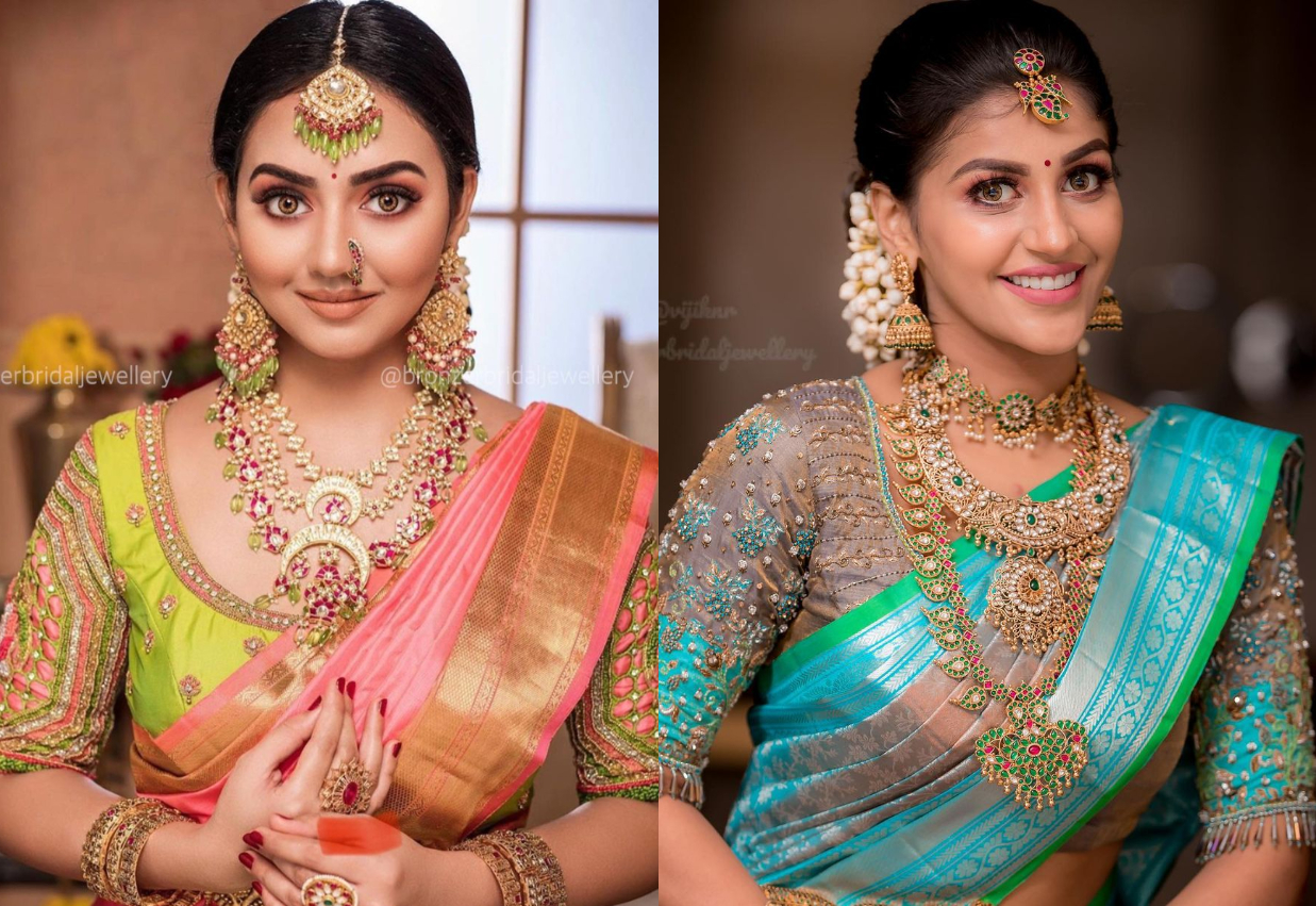 Bridal Styling Jewellery On Rent