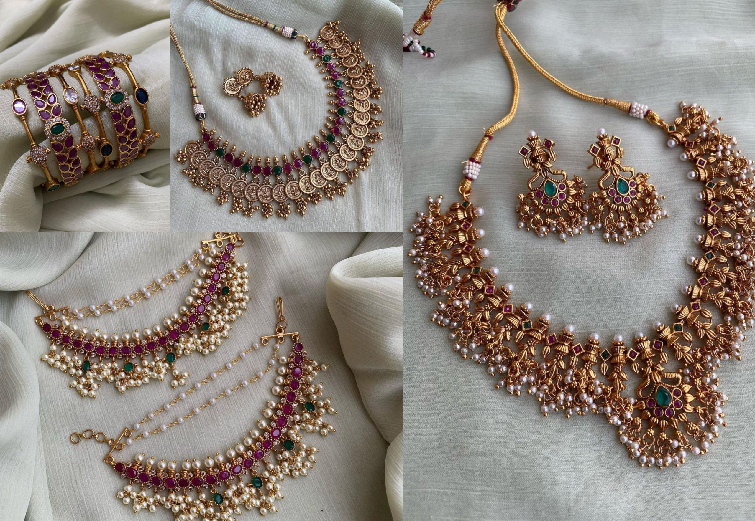 Traditional And Stylish Jewellery Collection