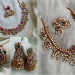 Stunning AD Jewellery Collection By Daivik